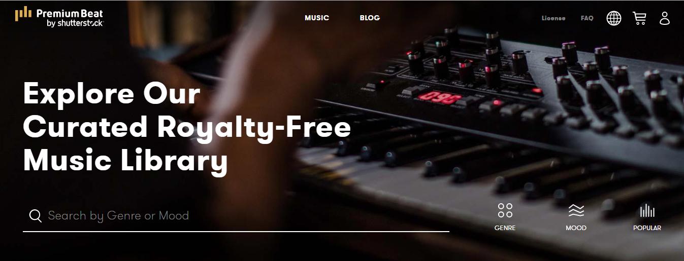 Premium Beat copyright music