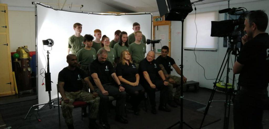 Evolve Military College